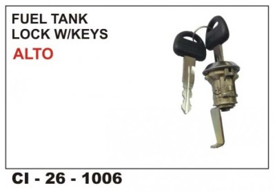 Fuel Tank Lock W/Keys Alto CI-1006