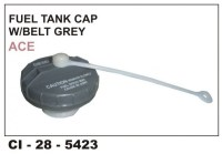 Fuel Tank Cap With Belt Indica, Ace CI-5423