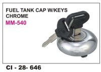 Fuel Tank Cap Mm540 /Key Chrome CI-646