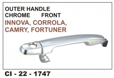 Outer Door Handle Innova (Chorme Plated) Front LHS CI-1747L