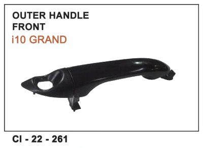 Outer Door Handle I10 Grand Front LHS CI-261L