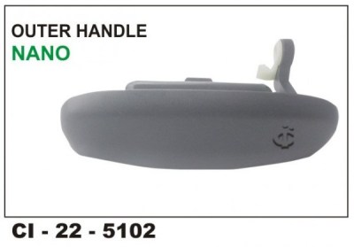 Outer Door Handle Nano LHS CI-5102L