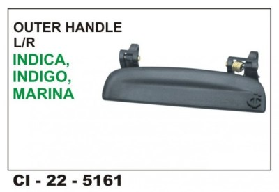 Outer Door Handle Indica LHS CI-5161L