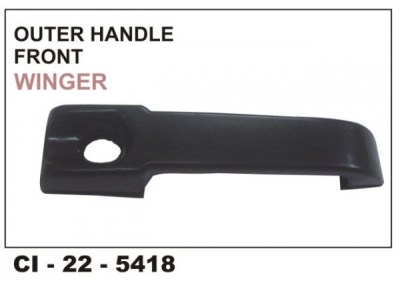 Outer Door Handle Tata Winger Front RHS CI-5418R