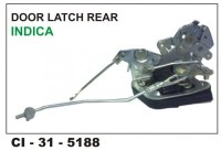 Door Latch Assembly Indica Rear LHS CI-5188L