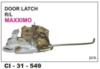 Door Latch Assembly Maximo RHS CI-549R