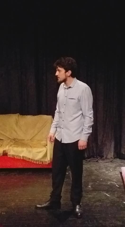 Θρήνος στην Αρτάκη για τον 27χρονο ηθοποιό Θοδωρή Λάφη.Έδινε παράσταση σήμερα το βράδυ.... 54175229 1624991207604437 7081925394886033408 n