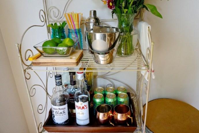 Summertime Drink Popup Bar