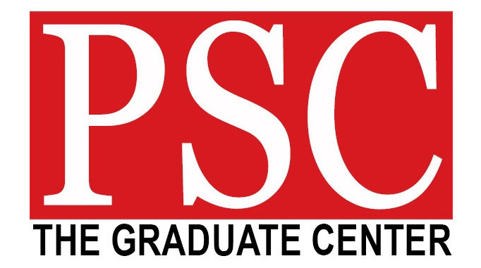 The Graduate Center chapter of the Professional Staff Congress (PSC)