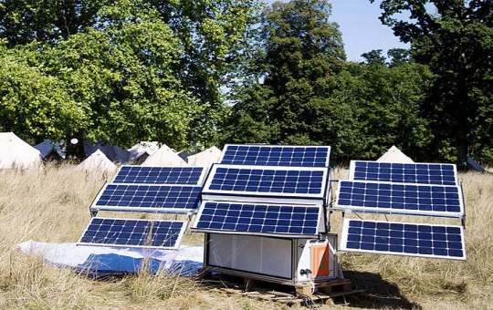 U.S. to Block Some Solar Materials Made in Xinjiang Region