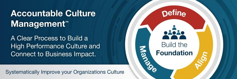 ACM™ – Accountable Culture Management