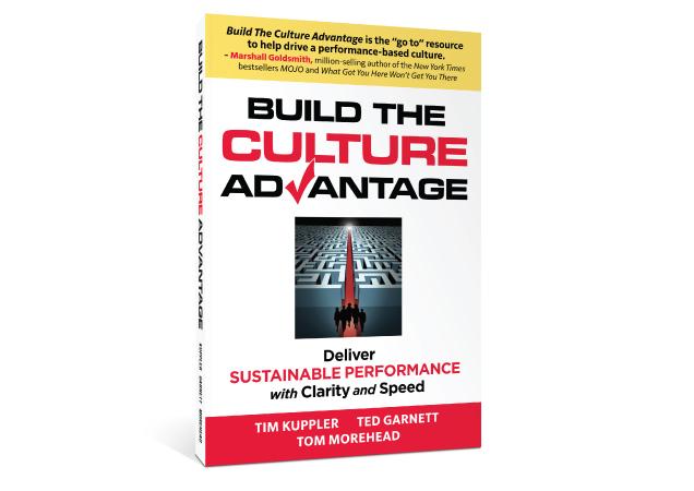 Build The Culture Advantage