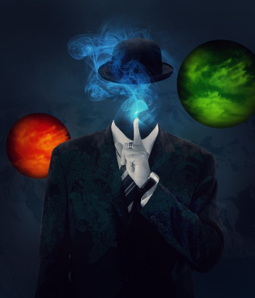 Create a Surreal Smoking Photo Manipulation