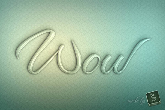 Quick Tip: Create a Glass Text Effect in Photoshop Using Layer Styles