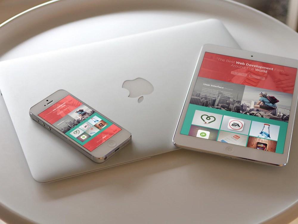 Free_iPad & iPhone Mock-ups_psd_PSDBoom.com