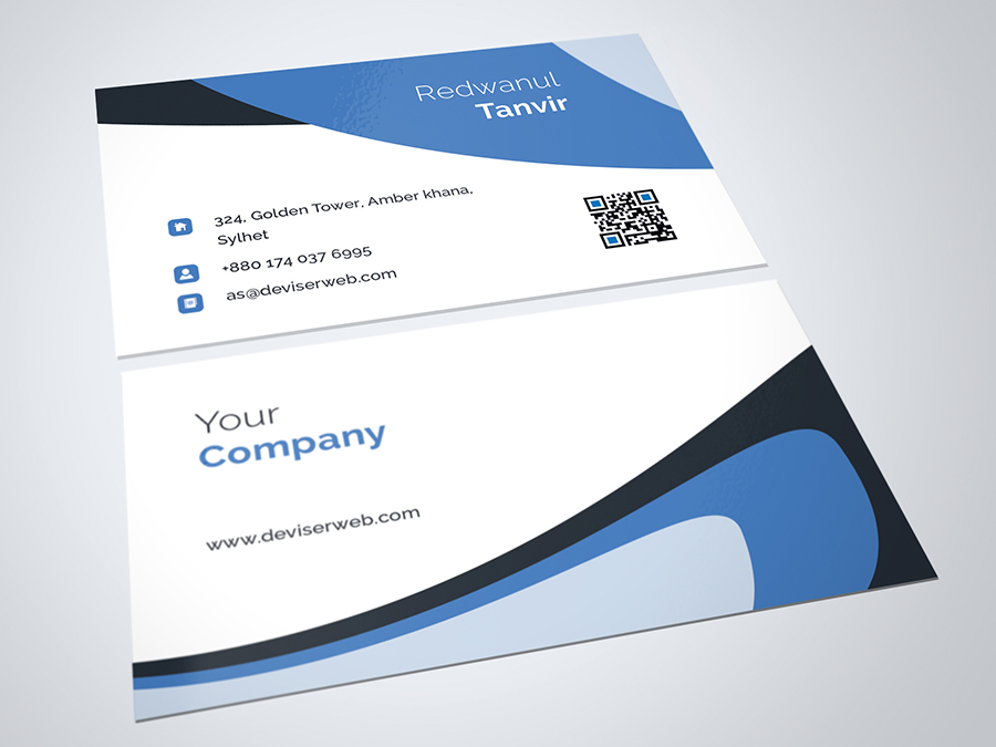 Brandica Corporate Business Card