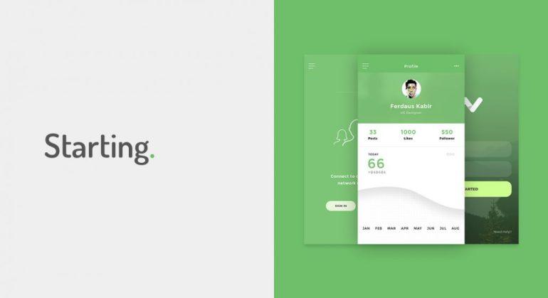 free-psd-app-ui-kit-psdboom