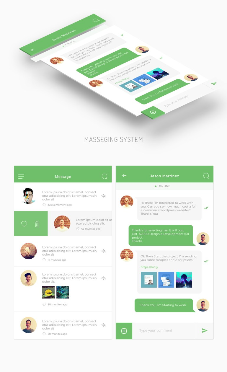 free-we-connect-ui -kit-psd