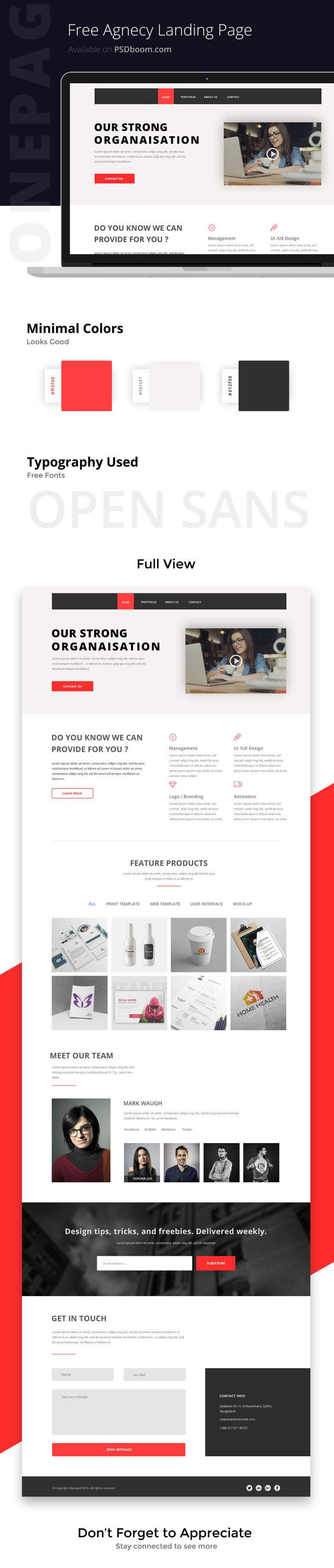 free-psd-agency-corporate-landing-page-template-1170-grid-bootstrap