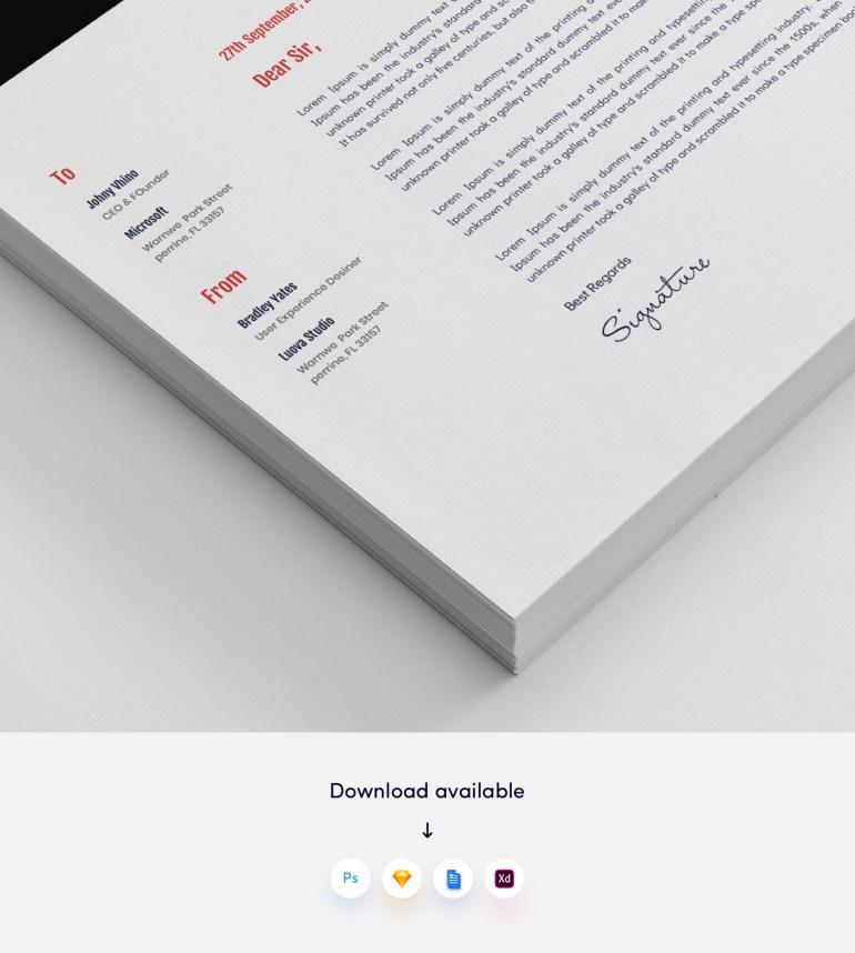 3. Architects CV/Resume Template