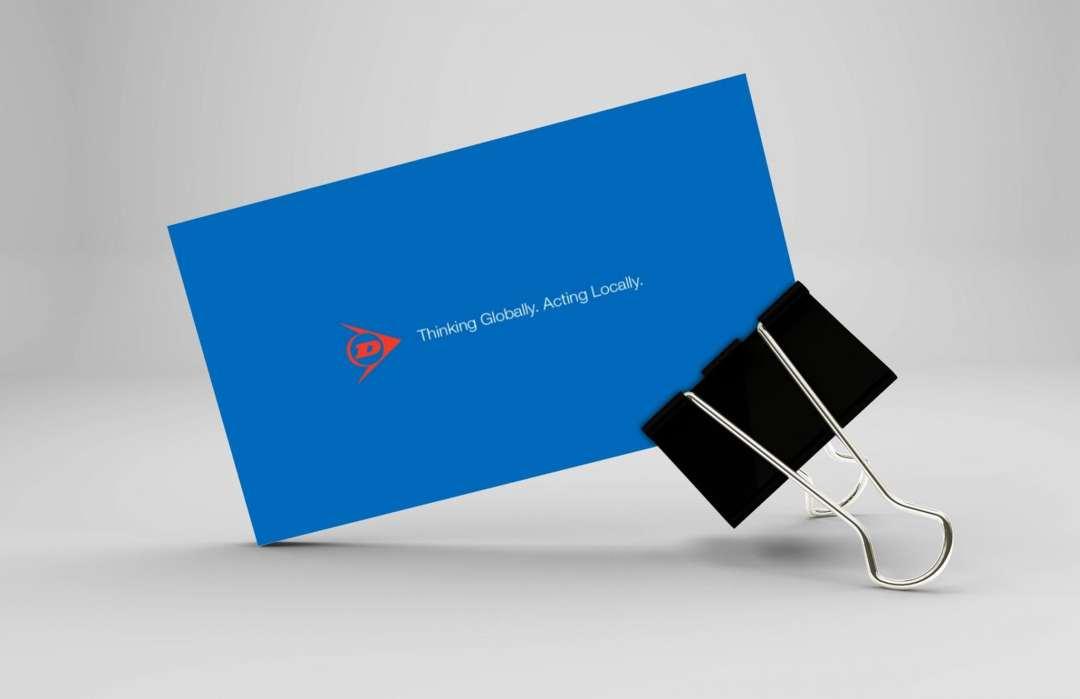 Fenner Dunlop - PSD Brand Design