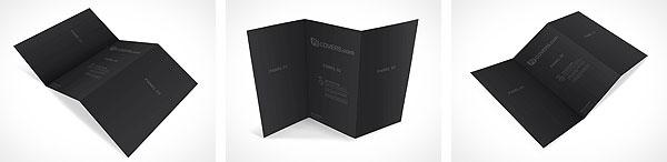 PSD Mockups for Brochures Flyers Leaflets
