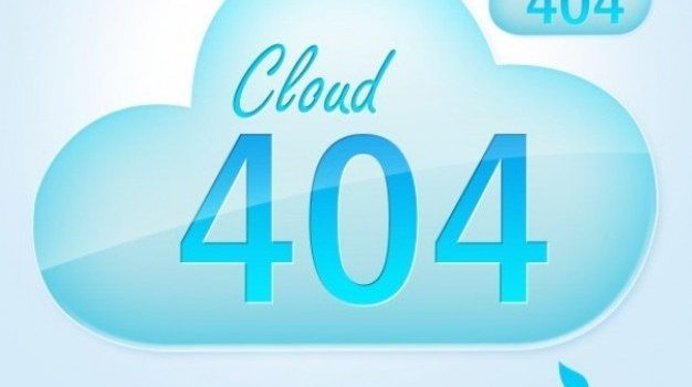 Blue cloud download error 404