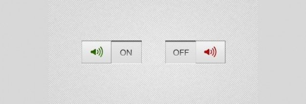 clean grey sound on off switch psd
