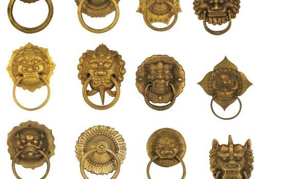 Complete works of classical bronze bronze