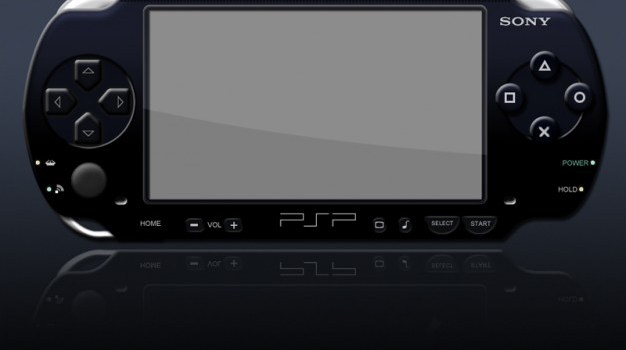 Cool PSP sony console PSD