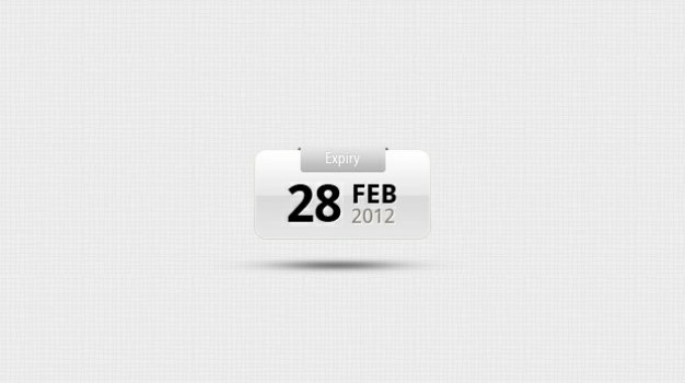 Date of Expiration