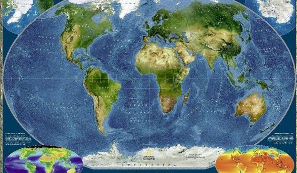 Earth maps HD picture