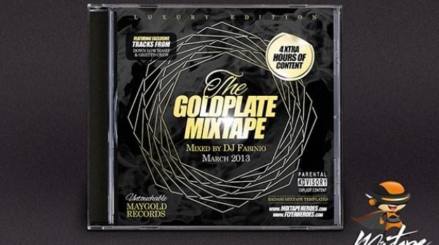 Elegant Hip Hop Cover Template