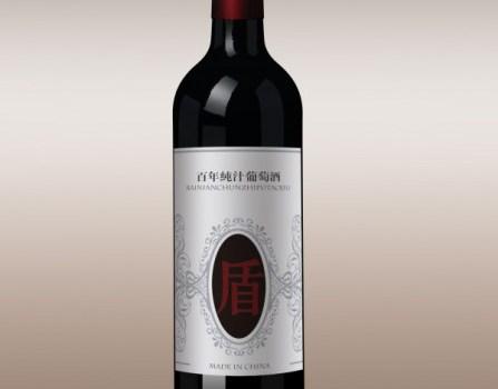 exquisite wine bottles   psd