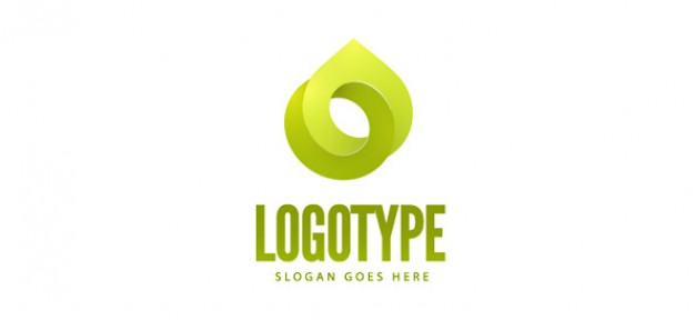 free green logo template