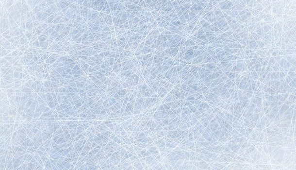Hockey ice background