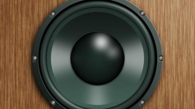 lifelike audio speakers psd source files