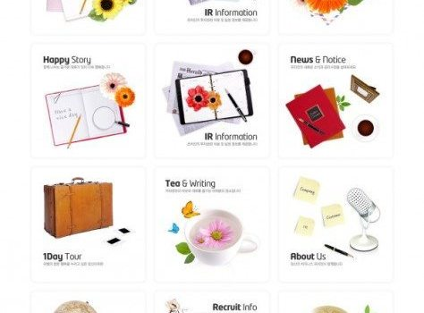 still life creative elements psd picture material
