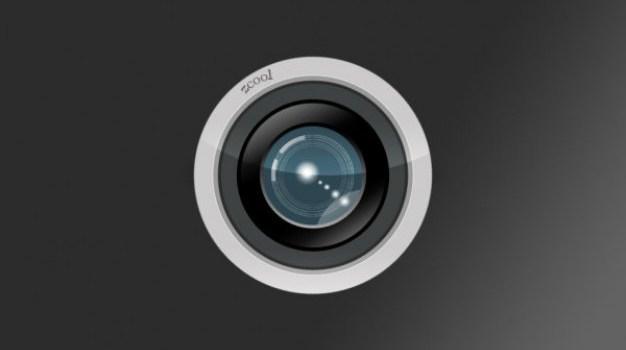 texture layered lens