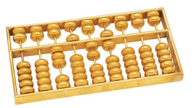 the abacus psd material for high definition gold