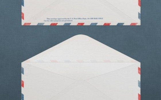 the delicate envelope design psd layered material