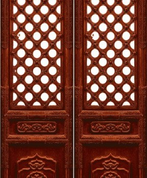 traditional materials to the doors of psd layered material