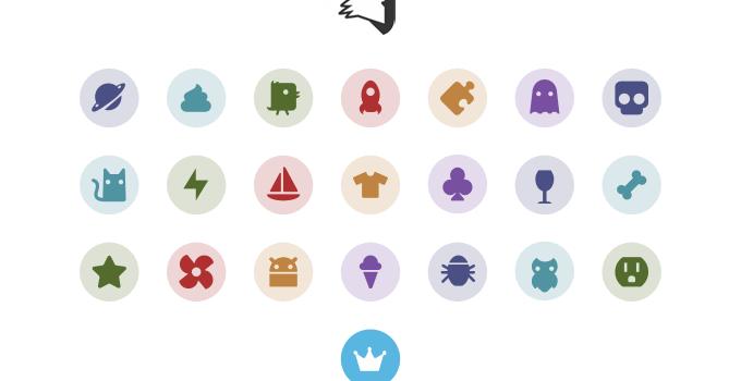 Vector Icons (Secret app)