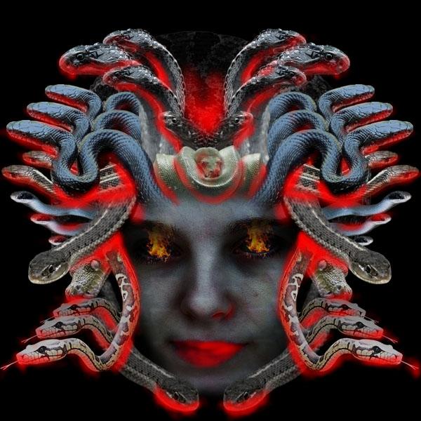 medusa20a Creating Medusa With Photo Manipulation
