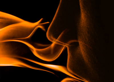 flam4c Create a Fiery Face Explosion
