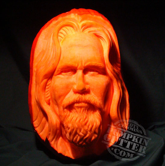 pumpk4 25 Extraordinary Pumpkin Carvings