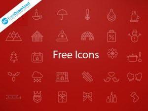 merry-christmas-icons-free-psd