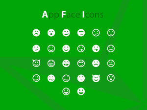 App Face Icons