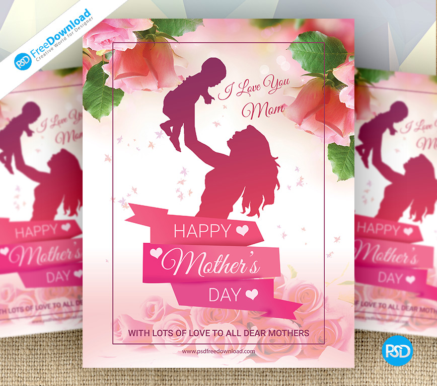 Mother'S Day Special Flyer Psd | Psd Free Download