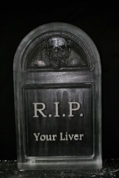 Terrifying Tombstone